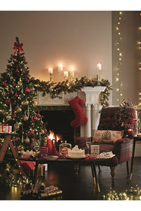 Christmas Style Series: A Classic Christmas