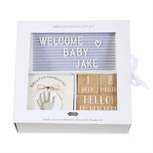 Baby Keepsake Boxed Gift Set