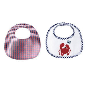 CRAB BIB SET