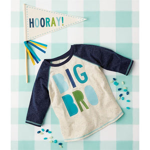 BIG BRO SHIRT & PENNANT SET