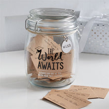 Graduation Wish Jar
