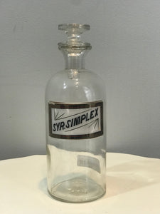 Syr. Simplex Bottle