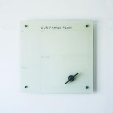 OUR FAMILY PLAN