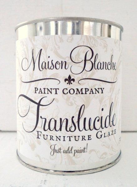 Translucide Furniture Glaze