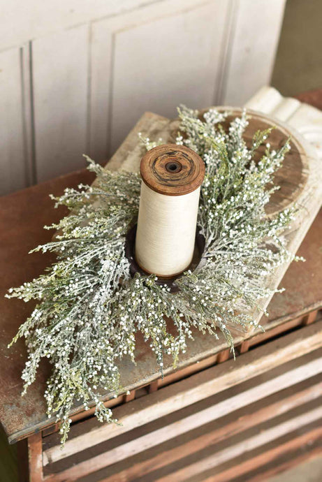 FROST BERRY CENTERPIECE