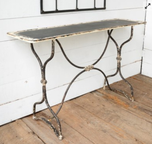 Sewing Factory Console Table