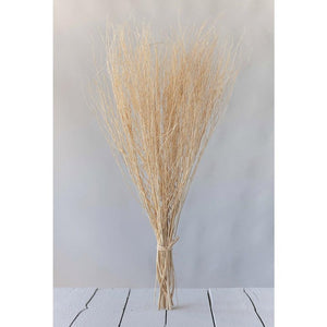 DRIED NATURAL JUTE STICK BUNCH