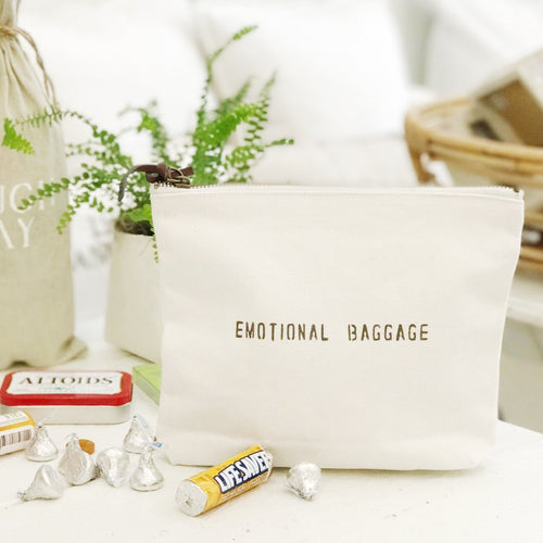 Emotional Baggage Pouch