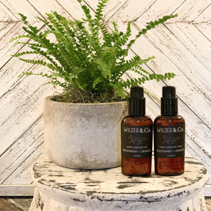 ROSEMARY + ORANGE SPRAY HAND SANITIZER