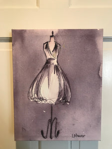 Dress Canvas