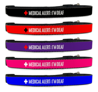Adjustable Deaf Dog Collar Alert for Pet [Multiple Sizes] | ElitePetFan.com