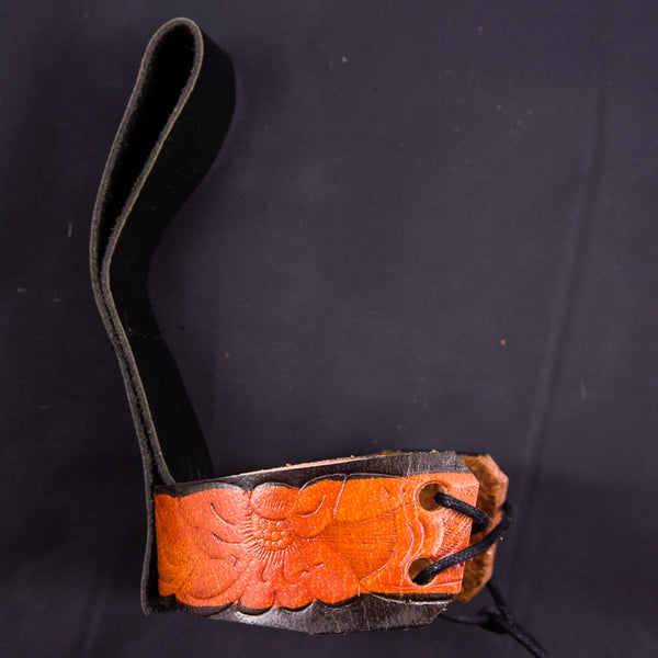Black & Tan Leather Holster