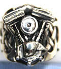 Harley Engine Ring Small