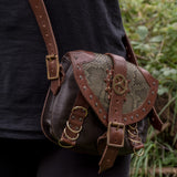 Steampunk Owl Bag