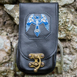 Celtic Raven Mobile Phone Pouch