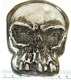 Death Skull Fashion Buckle