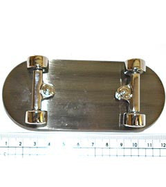 Skateboard Underside Fashion Buckle