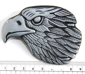 Eagles Head Fashion Buckle