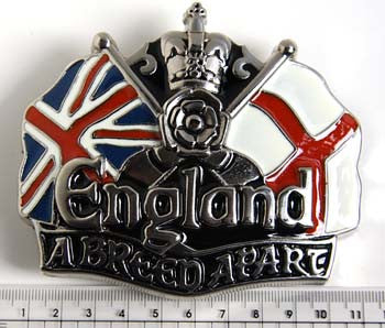 England (A Breed Apart) Buckle