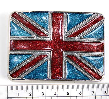 Union Flag Fashion Buckle