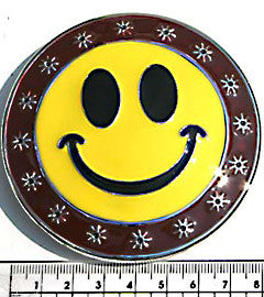 Post Medicated Timmy Smiler Buckle