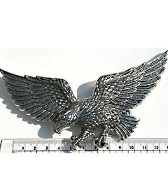 Large Cast Flying Eagle Fashion Buckle