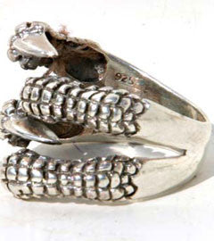 Four Claw Ring