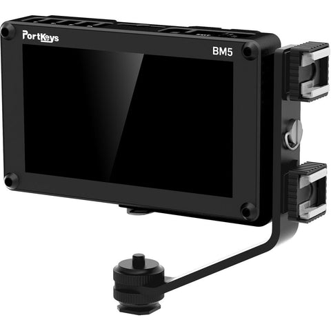 PortKeys - BM5 SDI/HDMI Touchscreen Monitor for Z CAM E2