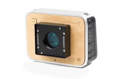 Wooden Camera - BMPC 4K Camera Modification