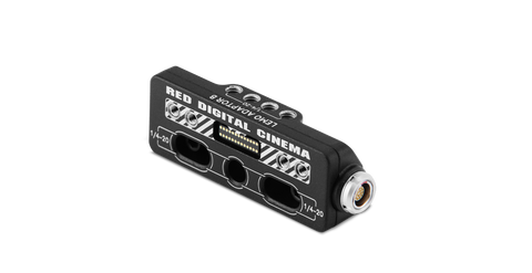 RED - DSMC2 LEMO Adaptor B