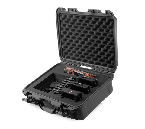 RED - Media Pack Case