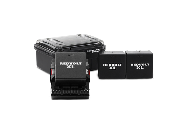 RED - REDVOLT XL Module Power Pack