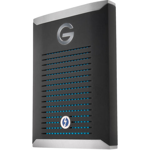G-TECHNOLOGY - G-DRIVE MOBILE PRO SSD