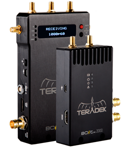 Teradek - Bolt 2000 3G-SDI/HDMI Video Transceiver Set