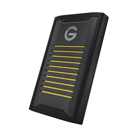 G-TECHNOLOGY - 2TB ArmorLock Encrypted NVMe SSD