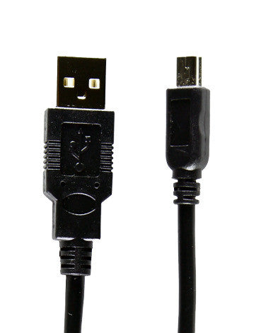 Teradek - Type A to Mini B USB Cable - 6""