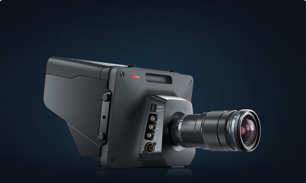 Blackmagic Design - Studio Camera HD