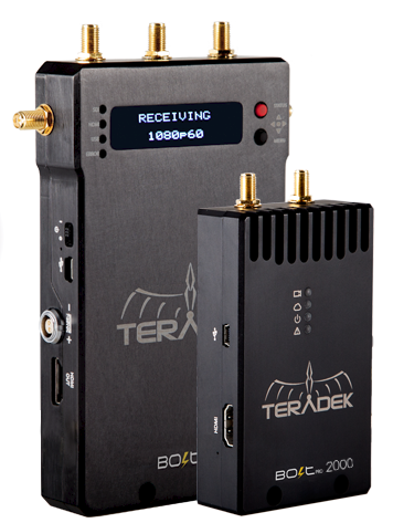 Teradek - Bolt 2000 HDMI Video Transceiver Set