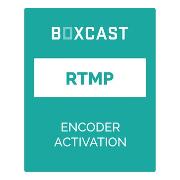 BoxCast - BoxCast RTMP (1 Year Streaming Subscription)