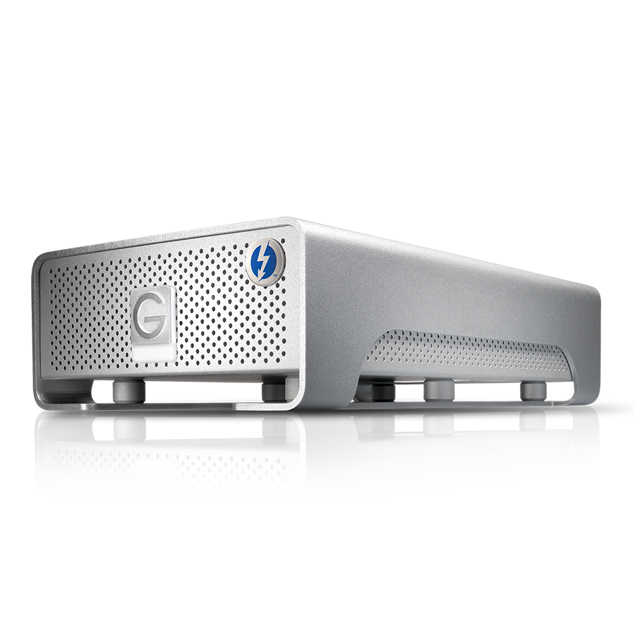 G-Technology - G-DRIVE PRO with Thunderbolt