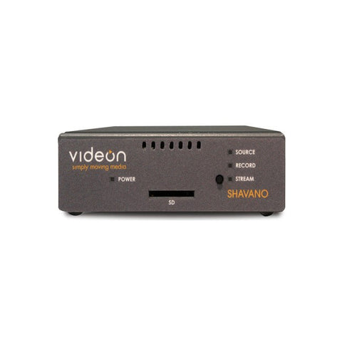 Videon - Shavano 4K HEVC / H.264 Video Encoder