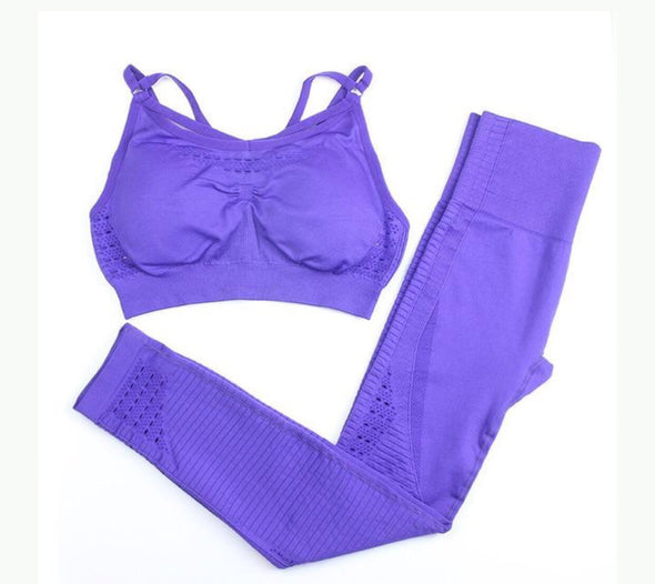 Maxi  Purple Active Wear