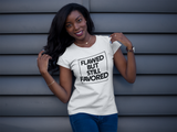 Flawed But Still Favored Tee
