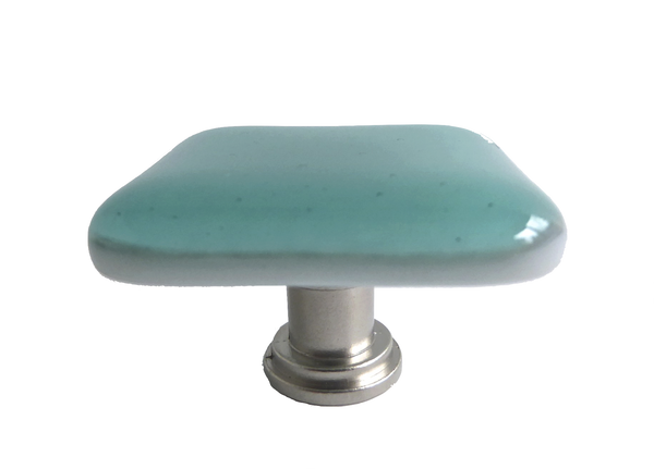 Spa Style Fused Glass Cabinet Door Knobs-5
