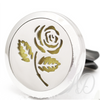 Long Stem Rose Vehicle Vent Diffuser-Adorn & Diffuse Essential Oil Aromatherapy Jewelry