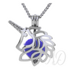 Unicorn Diffuser Necklace ~ Silver-tone-Adorn & Diffuse Essential Oil Aromatherapy Jewelry