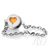 Heart Locket Diffuser Bracelet-Adorn & Diffuse Essential Oil Aromatherapy Jewelry