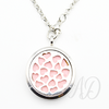 Many Hearts Diffuser Locket Necklace-Adorn & Diffuse Essential Oil Aromatherapy Jewelry