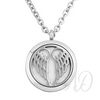 Wings Diffuser Locket Necklace-Adorn & Diffuse Essential Oil Aromatherapy Jewelry