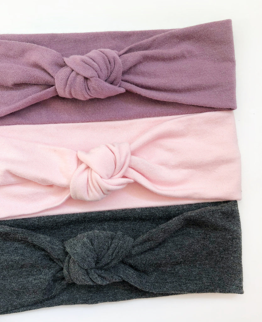 Knot Headband - Bamboo Collection
